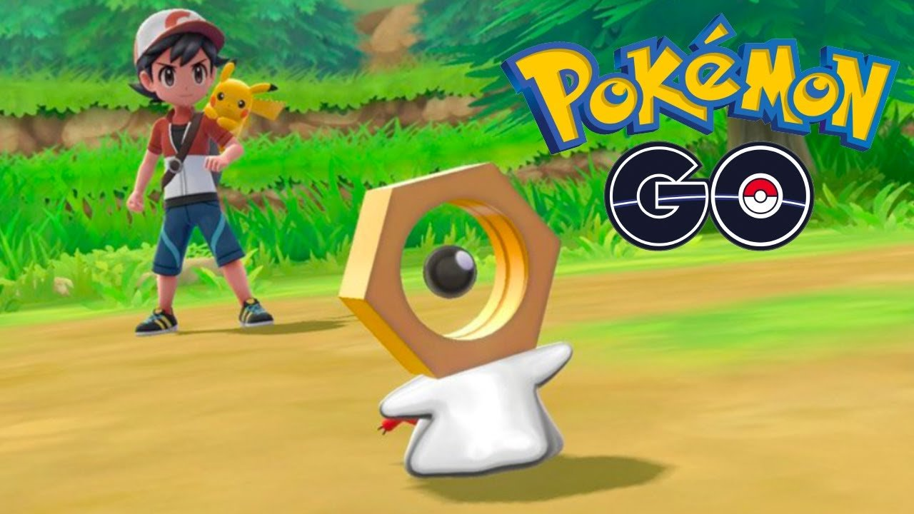 Pokemon Go Meltan pokemon